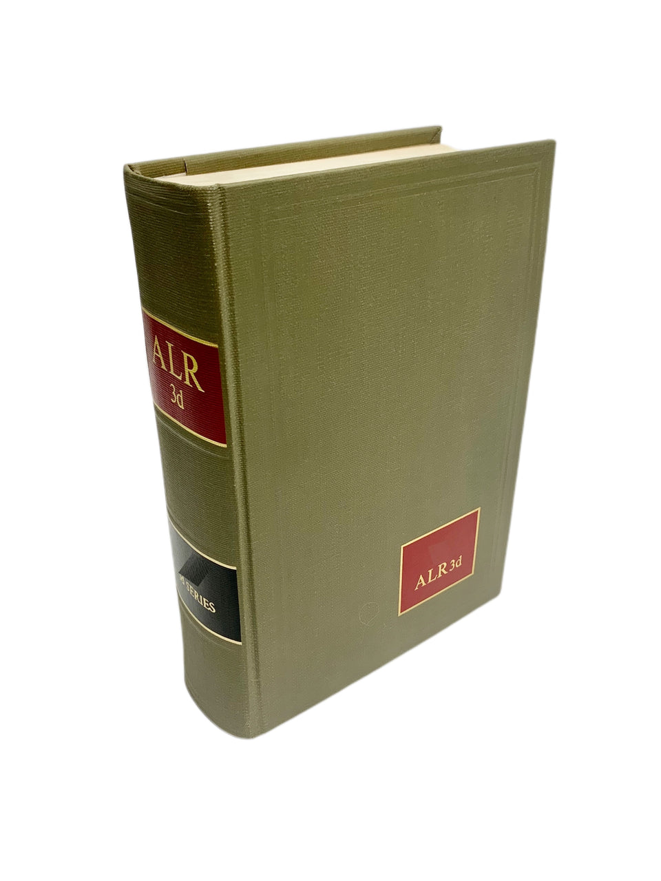 American Law Reports ALR 3d Series Law Book Volume 100 Cases & Annotations 1980