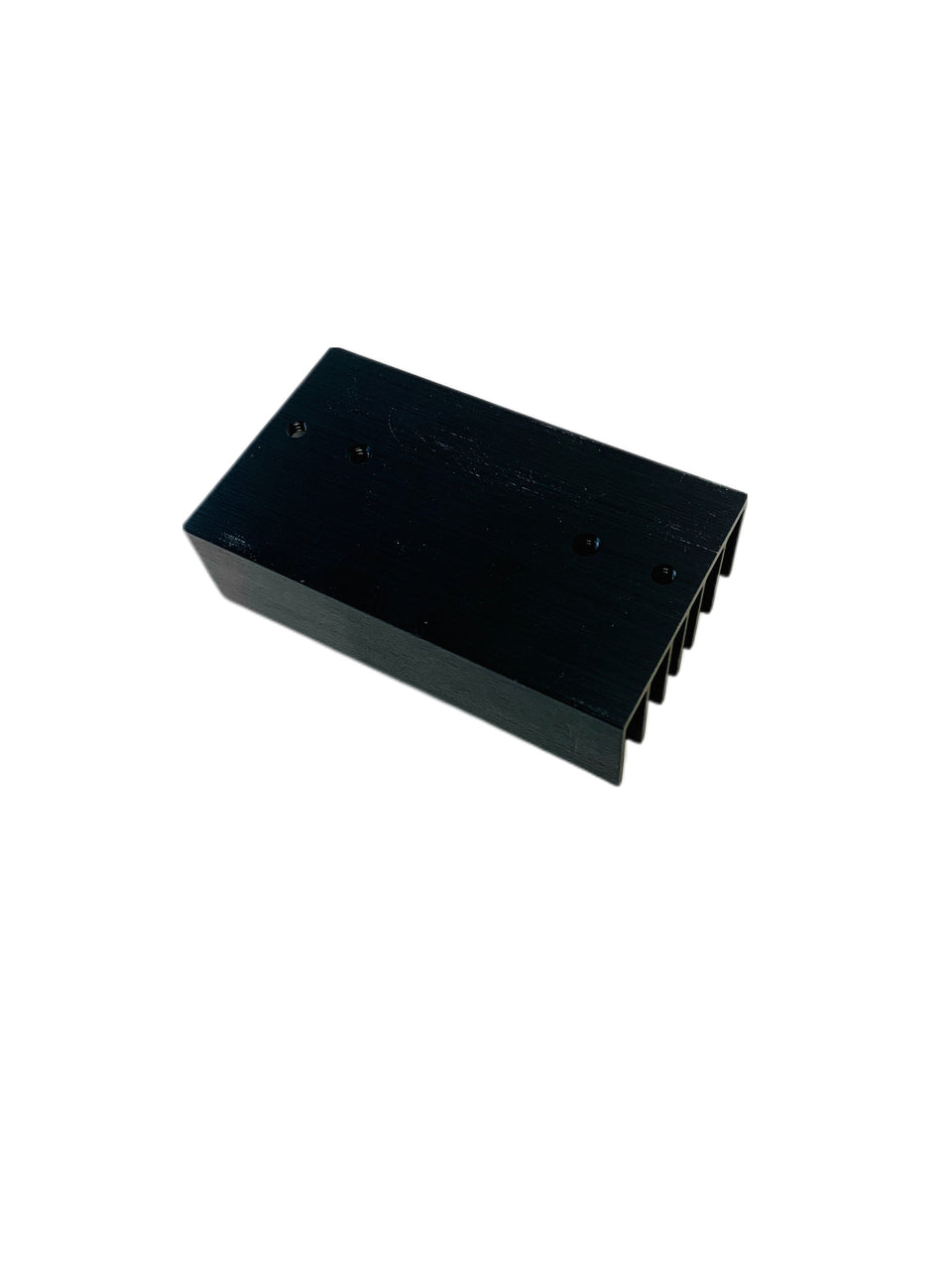 FEMA Electronics Black Anodized Aluminum Alloy Heat Sink 4050180