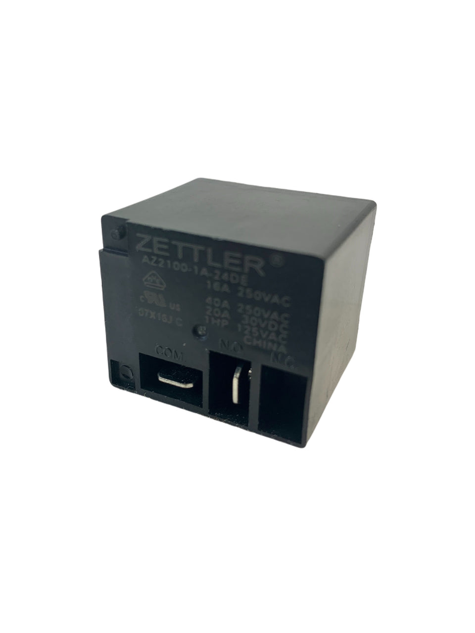American Zettler AZ2100-1A-24DE Power Relay E-MechSPST24 VDC Vol-Rtg 300/30