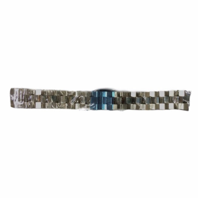 Steinhausen Silver Stainless Steel Women's Watch Band 18mm