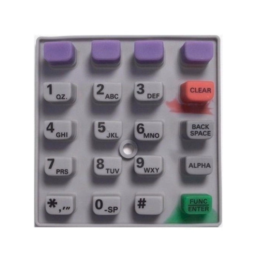 CDE Products Omni 3200 Keypad 330-110106-50 *Box of 120*