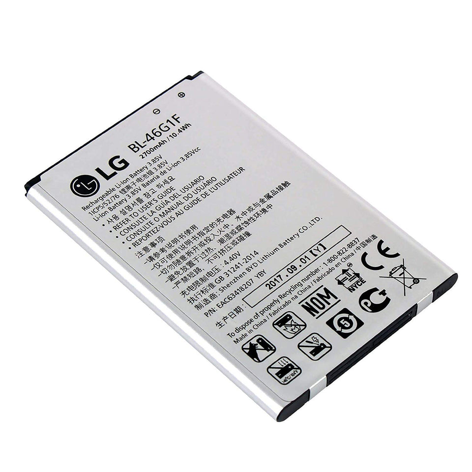 LG OEM Lithium-Ion Replacement Battery BL-46G1F 2700mAh