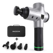 Pistolet de Massage Professionnel - MassGun™ Pro