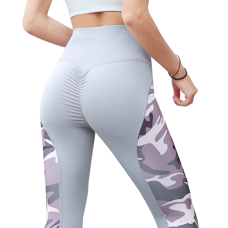Leggings Women Polyester Camouflage Push Up Leggins Plus Size Fitness Pants Adventure Time Jeggings Workout Activewear Clothing - piranhagym