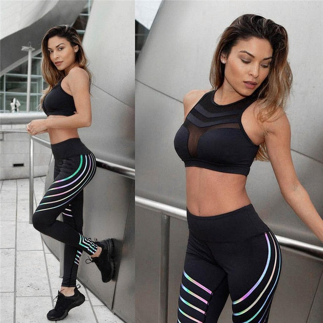 Mesh Sports Bra TYUE14 - piranhagym