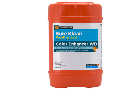 Sure Klean® Weather Seal Color Enhancer WB