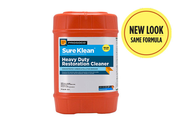 Sure Klean® Heavy Duty Restoration Cleaner
