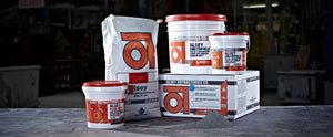 Alsey Flue-Set Non-Water Soluble Refractory Mortar
