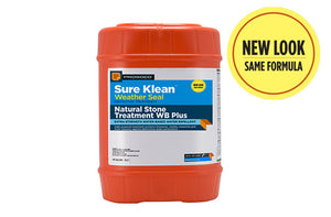 Sure Klean® Weather Seal Natural Stone Treatment WB Plus