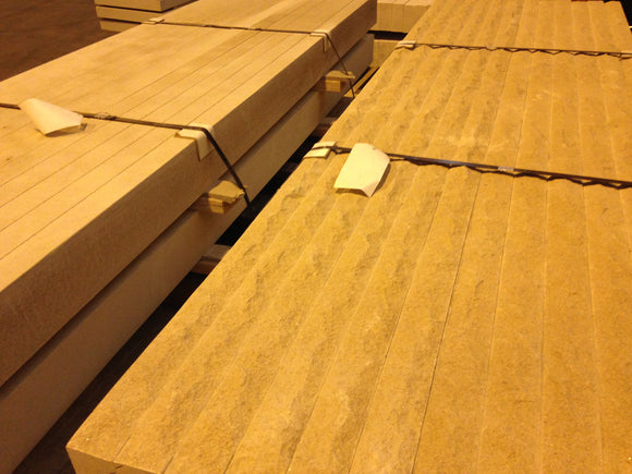 Buff Limestone Sills | Full Pallets