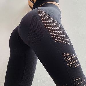 Energy Seamless Breathable Leggings Fitness Workout Clothing SQUAT PROOF 6 Colors