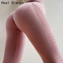 Load image into Gallery viewer, Energy Seamless Breathable Leggings Fitness Workout Clothing SQUAT PROOF 6 Colors