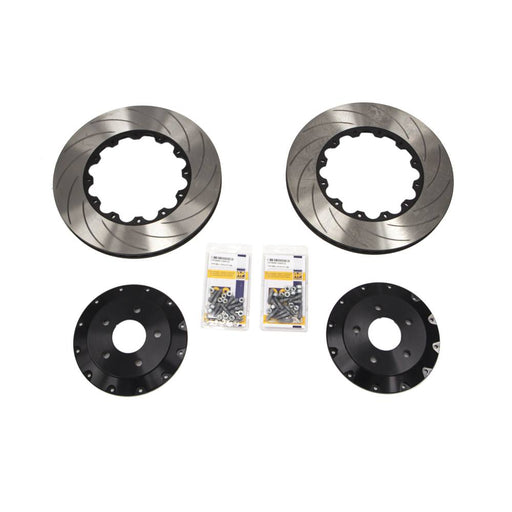Clubsport by AutoSpecialists Two-Piece Brake Disc Upgrade (PAIR) for Focus RS Mk3