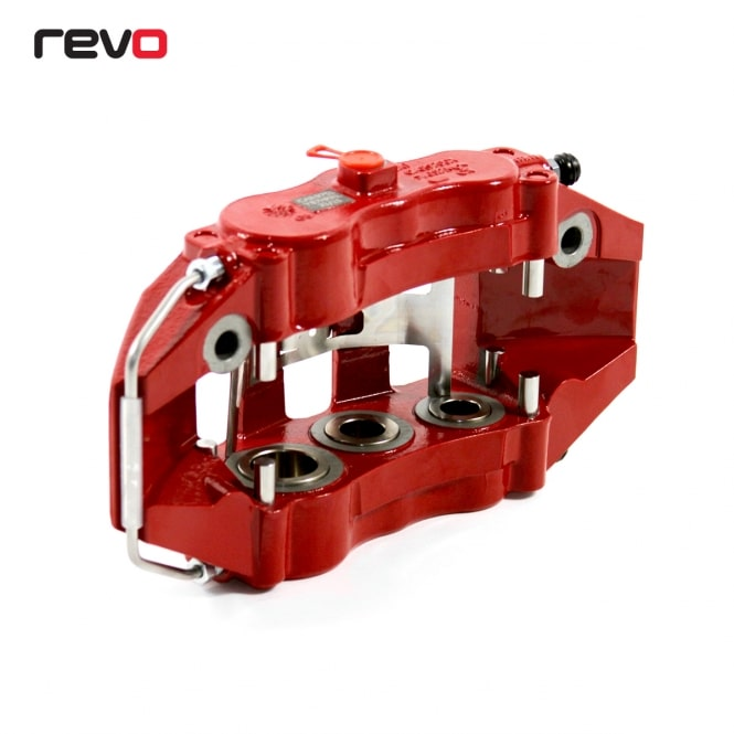Revo Brake Kit Audi RS3 (8V) discs pads carriers calipers and hoses