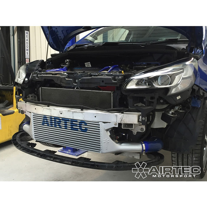 AIRTEC Stage 3 Intercooler Upgrade for Corsa E VXR