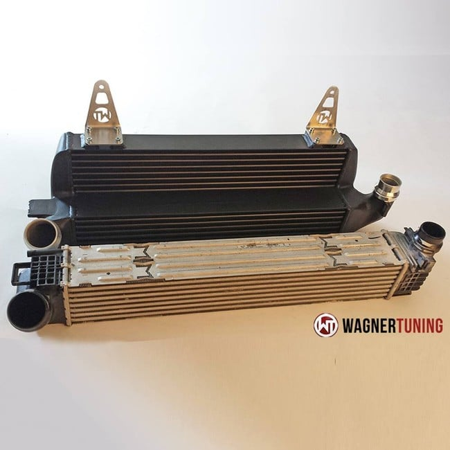 Wagner Tuning Renault Megane 3 RS 250-275 Competition Intercooler Kit