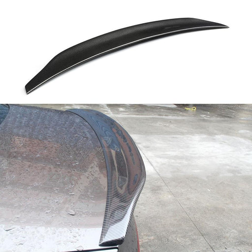 060 - Audi A5 Coupe Caractere Style Carbon Fibre Rear Boot Spoiler (All 2013-2016 Models) - Diversion Stores Car Parts And Modificaions