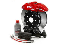 Revo Ford Fiesta Mk8 1.5 Turbo/1.0 Ecoboost Big Brake Kit – RF031B100400