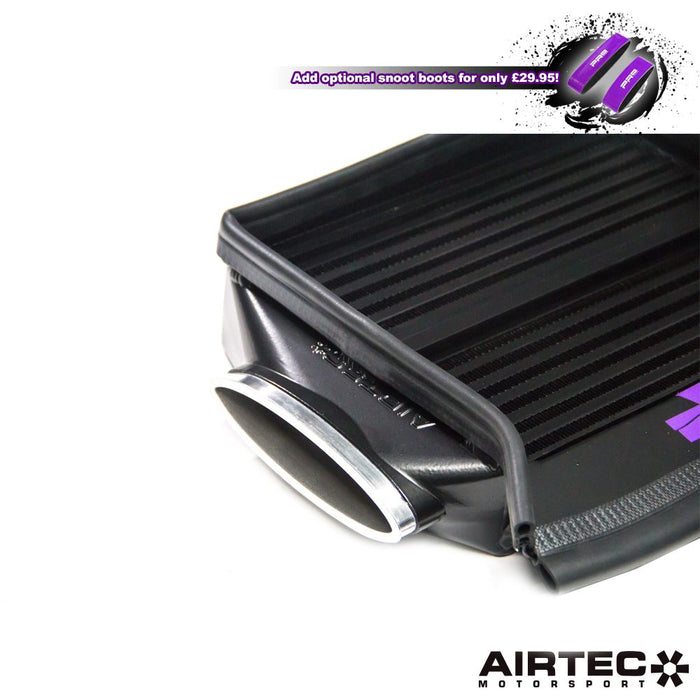 AIRTEC Top Mount Intercooler Upgrade for Mini Cooper S R53