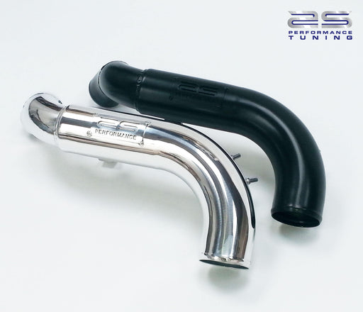 AIRTEC Alloy Top Induction Pipe for Mk2 Focus ST225 & Volvo C30 T5