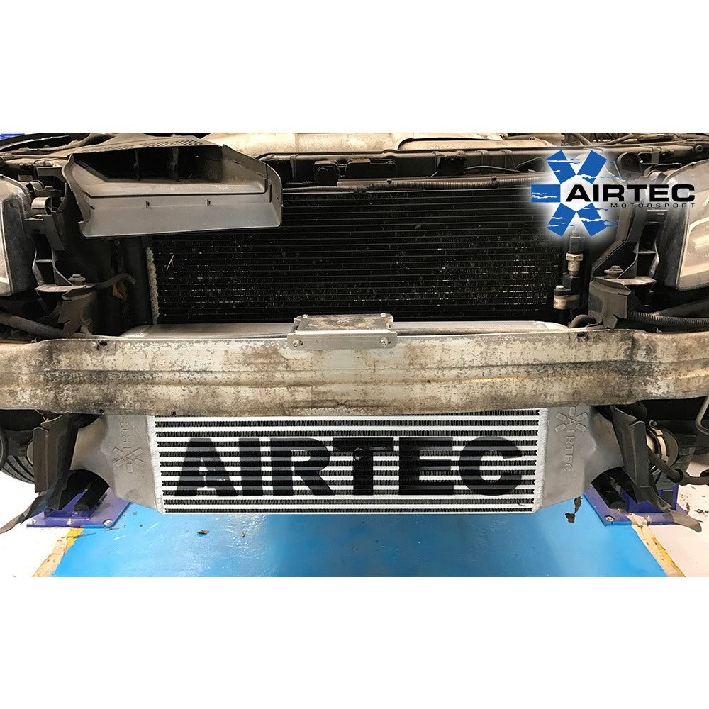AIRTEC Intercooler Upgrade for Audi A6 3.0 TDi Bi-Turbo
