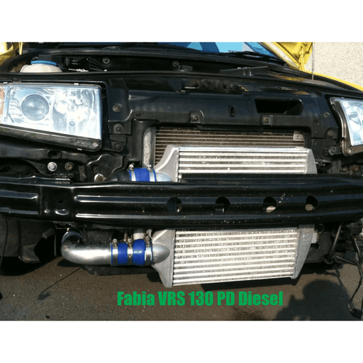 AIRTEC Intercooler Upgrade for Skoda Fabia VRS, SEAT Ibiza Mk4 and VW Polo 1.9 PD130 Diesel