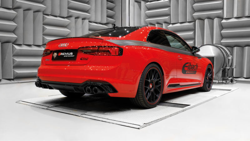 REMUS Audi RS5 B9 2.9L V6 Biturbo 2017> Cat-back Exhaust System