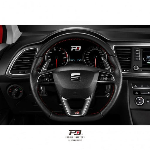 PD Billet Paddle Shift Extensions - SEAT