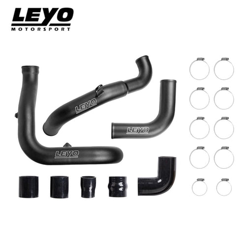 Leyo Motorsport Charge Pipe Kit - EA888 Gen3 Engines