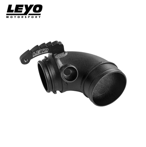 Leyo Motorsport Hi-Flow Turbo Inlet Elbow- EA888 Gen3 racingline ramair airtec turbo elbow