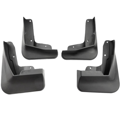 256 - Volkswagen VW Polo Mud Guards - AW MK6 (2018+)