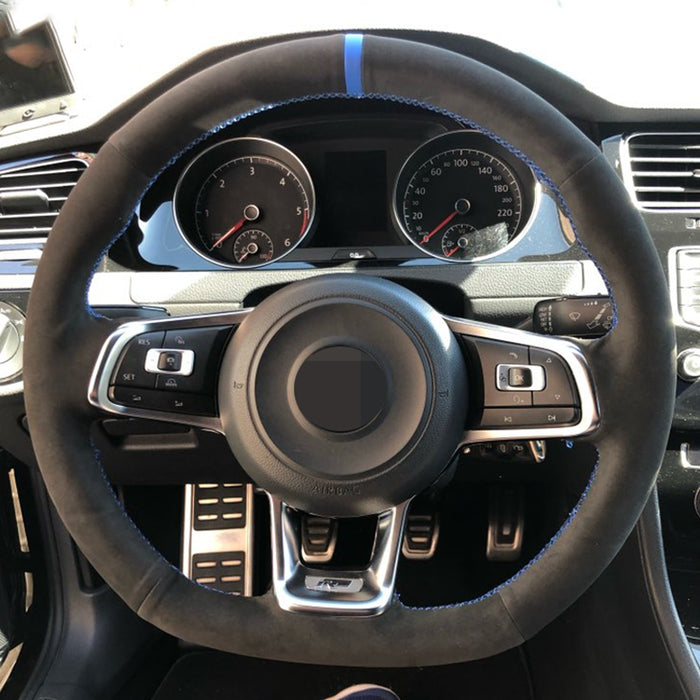 Volkswagen Steering Wheel DIY Stitching Kit For Golf MK7/7.5, Polo MK5/MK6, Scirocco (2011 - 2020) - Diversion Stores Car Parts And Modificaions