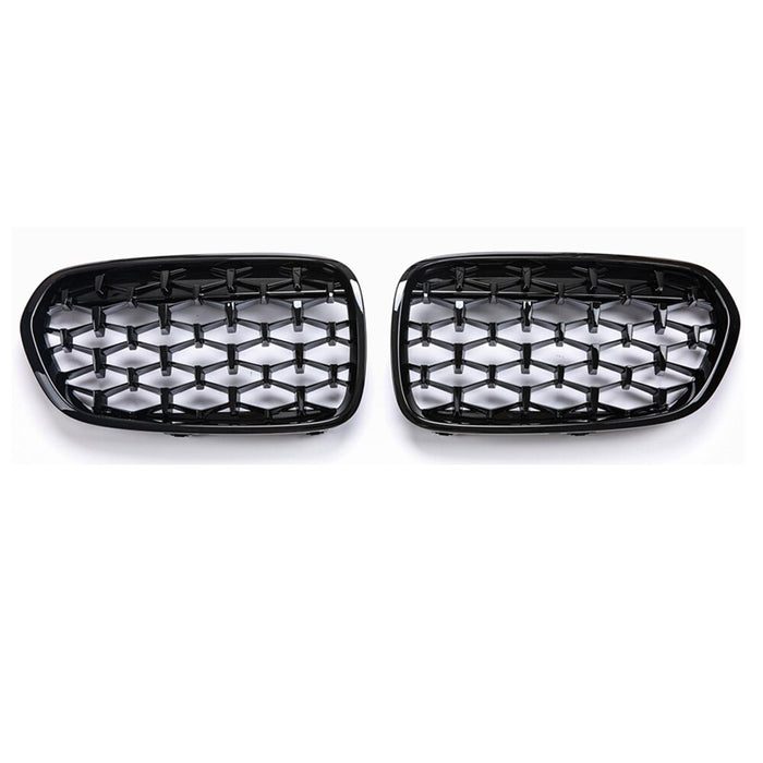 BMW 1 Series F52 Diamond Replacement Grilles (2019+)