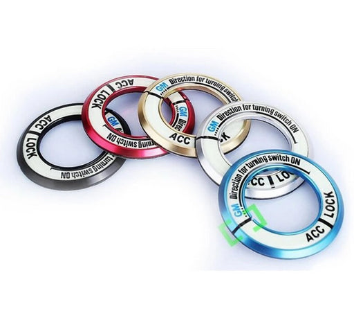 181 - Opel / Vauxhall Ignition Ring Surround (Various Colours) - Diversion Stores Car Parts And Modificaions