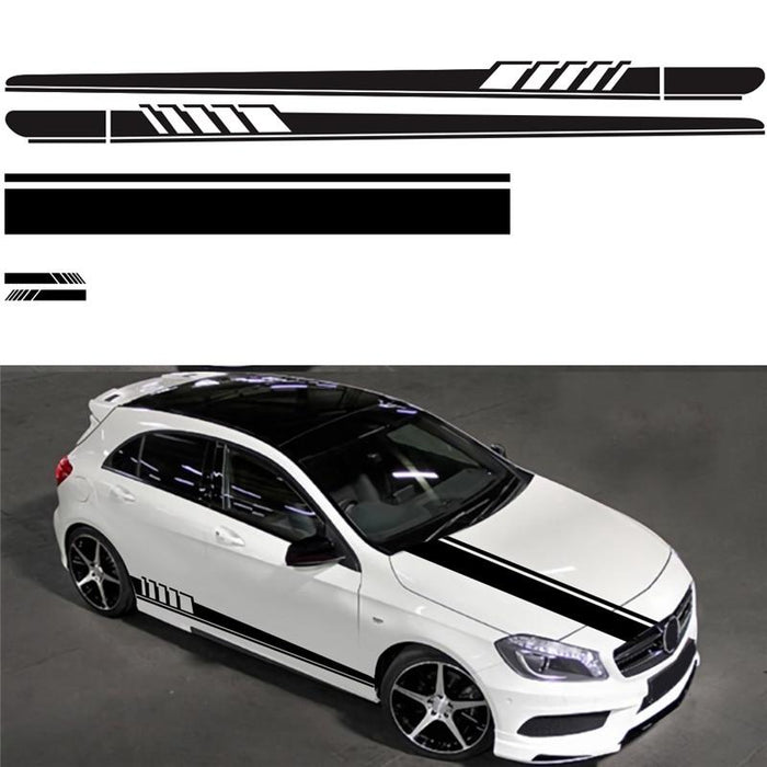 Universal Car Styling Decal Kit - Diversion Stores Car Parts And Modificaions