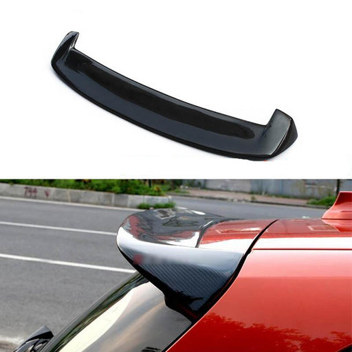 129 - BMW 1 Series Carbon Fibre Roof Spoiler (F20 2015-2018 Models) (F20 LCI 3D Style) - Diversion Stores Car Parts And Modificaions