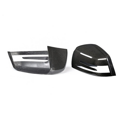 225 - Mercedes Benz Carbon Fibre Wing Mirror Covers For A / B / C / E / S  / CLS / GLK Class - Diversion Stores Car Parts And Modificaions