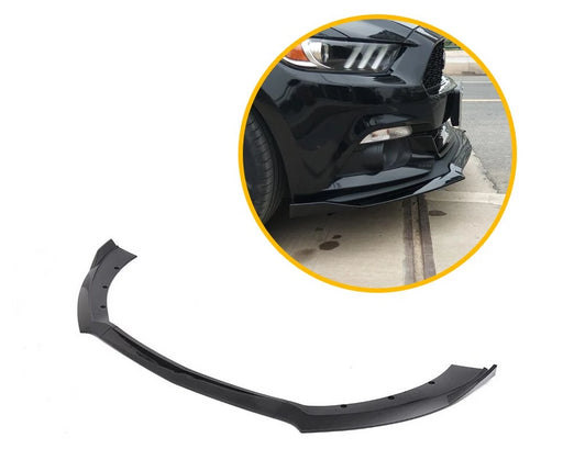 083 - Ford Mustang Front Bumper Splitter (2015-2017 Models) - Diversion Stores Car Parts And Modificaions