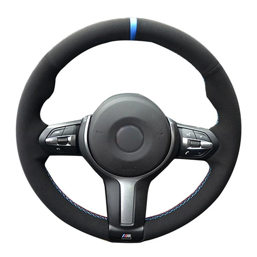 BMW Steering Wheel Suede Re-con Kit For BMW Models (READ DESCRIPTION) - Diversion Stores Car Parts And Modificaions