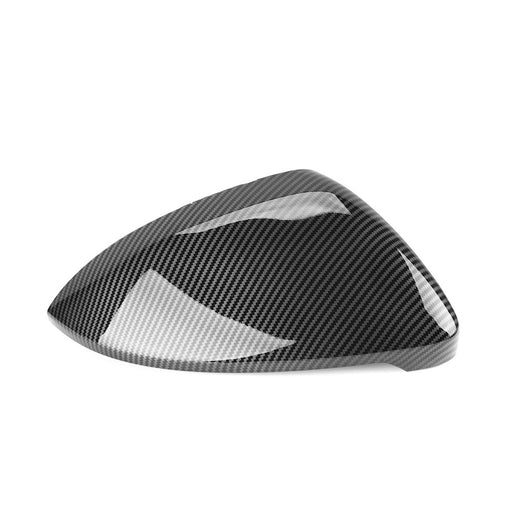 071 - Volkswagen Carbon Fibre Look Wing Mirror Caps (Multiple Models Including Golf, Polo, Passat Etc) - Diversion Stores Car Parts And Modificaions