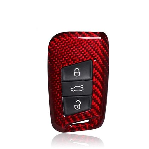 Skoda Superb Carbon Fibre Key Cover