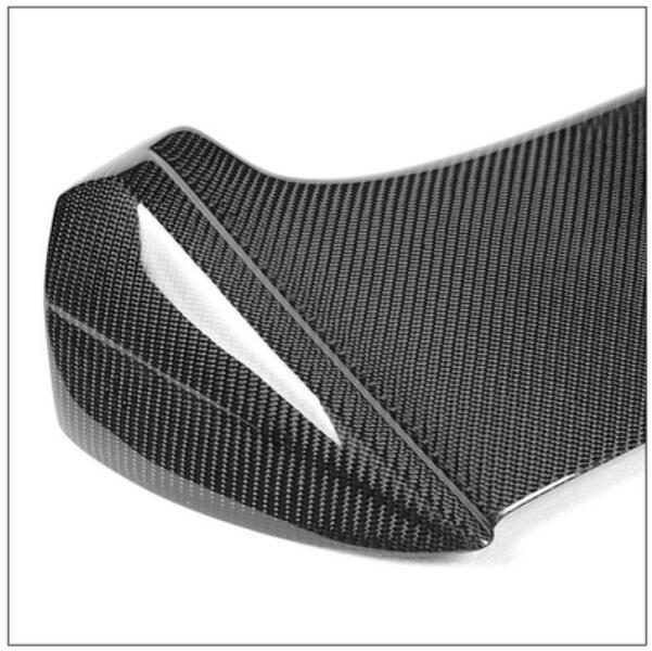 163 - Volkwagen Polo Carbon Fibre Slick Spoiler (2009 - 2017 Models) - Diversion Stores Car Parts And Modificaions