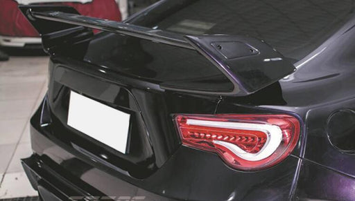 120 - Toyota GT86 / Subaru BRZ / Scion FRS Rear Boot Wing (2012 - UP) - Diversion Stores Car Parts And Modificaions