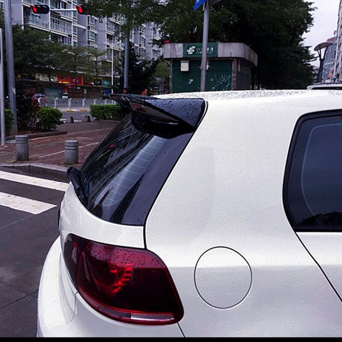 136 - Volkswagen VW Golf MK6 Rear Roof Spoiler (2010-2013 Models) - Diversion Stores Car Parts And Modificaions
