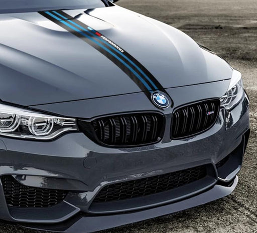 Bonnet / Hood decal for BMW M3 / M4 / M5 / M6