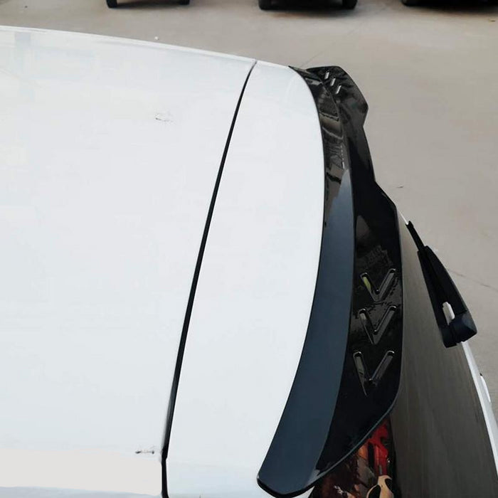 007 - Volkswagen Golf MK7 Standard Models and GTI/R/R-LINE Models Spoiler Extension - Diversion Stores Car Parts And Modificaions