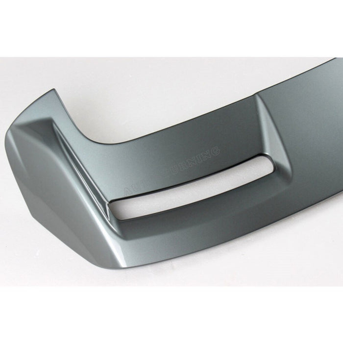 089 - Ford Focus Lifted Rear Wing (2012-2014 Models) Grey - Diversion Stores Car Parts And Modificaions