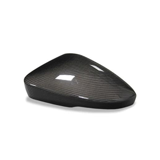 Volkswagen T-ROC (2017+) & Skoda Octavia (2014+) Genuine Carbon Fibre Replacement Mirror Covers - Diversion Stores Car Parts And Modificaions