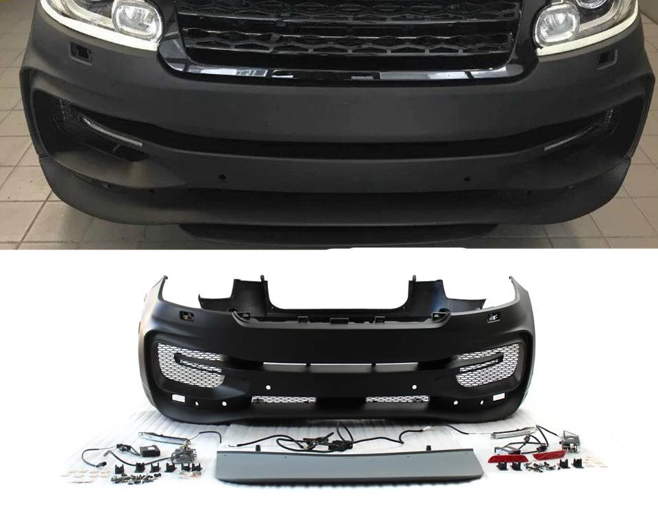 055 - Range Rover Sport Startech Front And Rear Body Kit (2014 - 2017) - Diversion Stores Car Parts And Modificaions