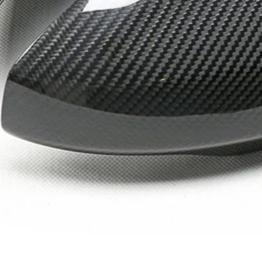 Audi A1 Dry Carbon Fibre Mirror Covers (2019+)